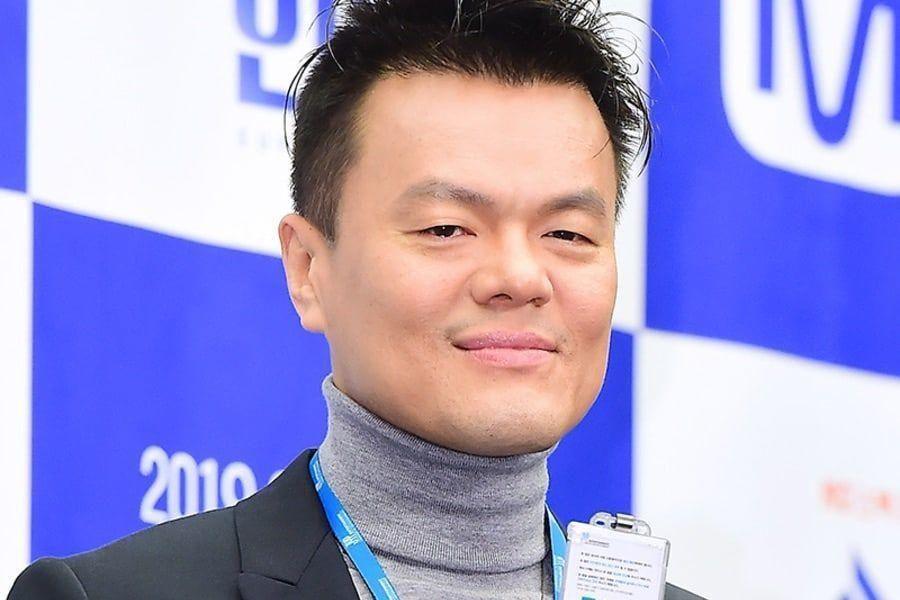 Park Jin Young reviendra en août