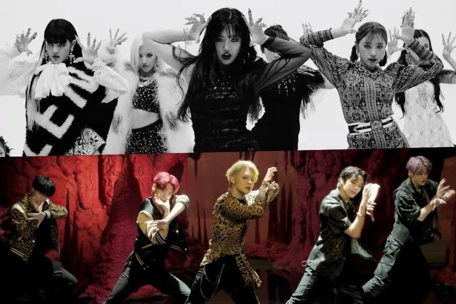Laissez-le sortir: 12 chansons K-Pop inspirées des animaux qui embrassent le côté sauvage