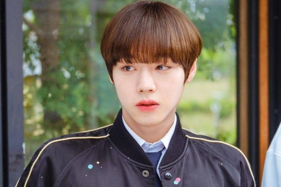 Park Ji Hoon se transforme en lycéen innocent dans un nouveau drame