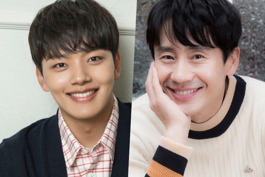 Yeo Jin Goo et Shin Ha Kyun confirmés pour jouer dans un nouveau drame psychologique à suspense