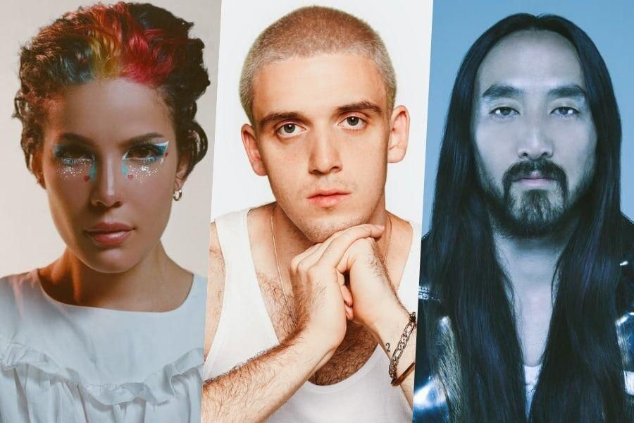 Le concert de Big Hit Labels comprendra des performances spéciales de Halsey, Lauv et Steve Aoki