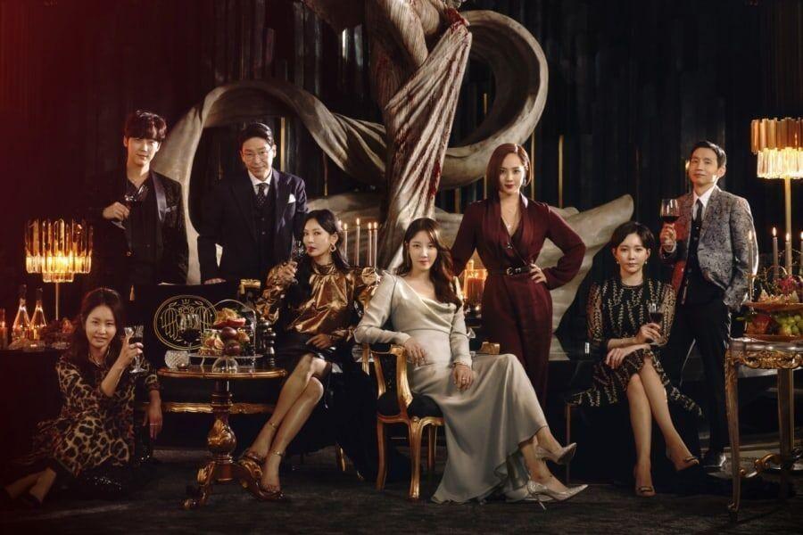 Les acteurs de «The Penthouse» partagent des histoires de la saison 1, la bande-
