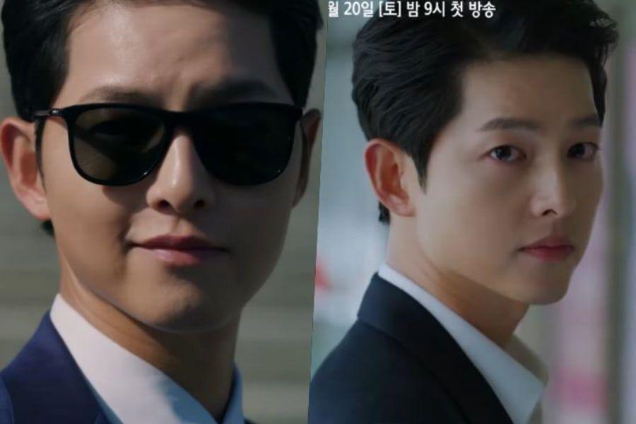 Song Joong Ki devient un anti-héros imparable avec des plans de vengeance dans le nouveau teaser de «Vincenzo»