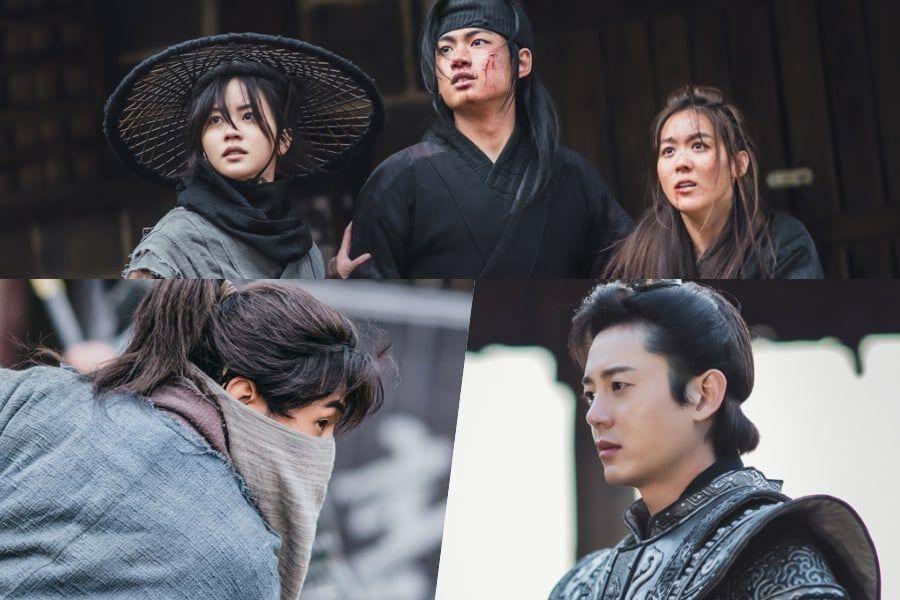 Kim So Hyun et Ji Soo se retrouvent dans une situation difficile dans «River Where the Moon Rises»