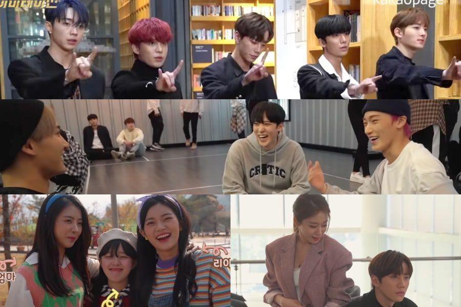 Les acteurs du drame idole «Imitation» s'amusent à mettre leur chimie à l'épreuve dans la première vidéo des coulisses